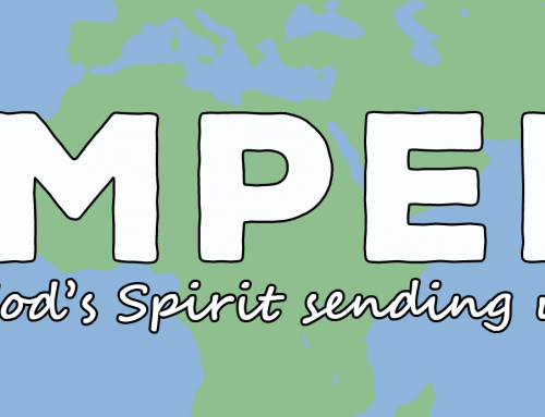 Together We join Jesus in his mission – IMPEL study (August 2, 2020)