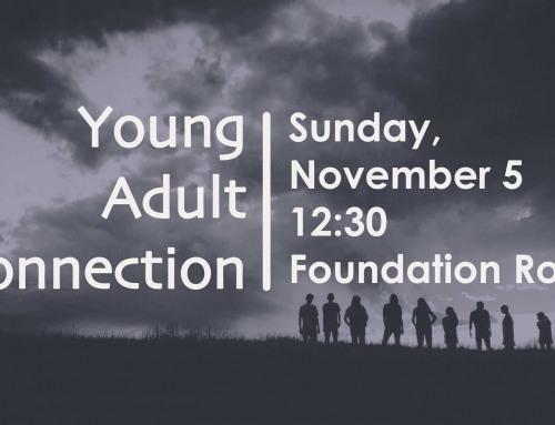 Young Adult Connection – November 5