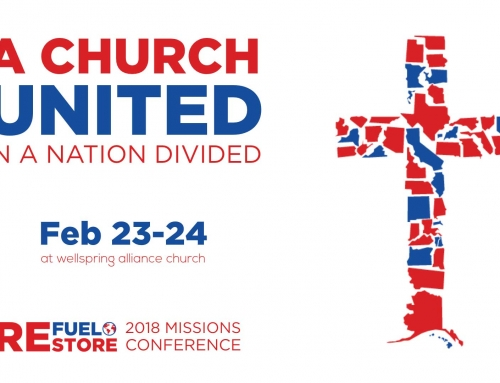 Restore Missions Conference