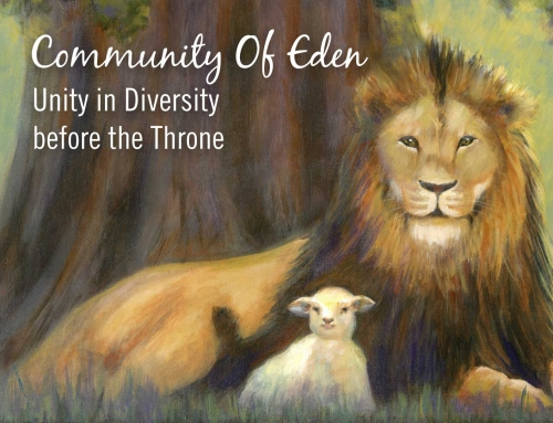 Unity In Diversity Before The Throne – Wheaton