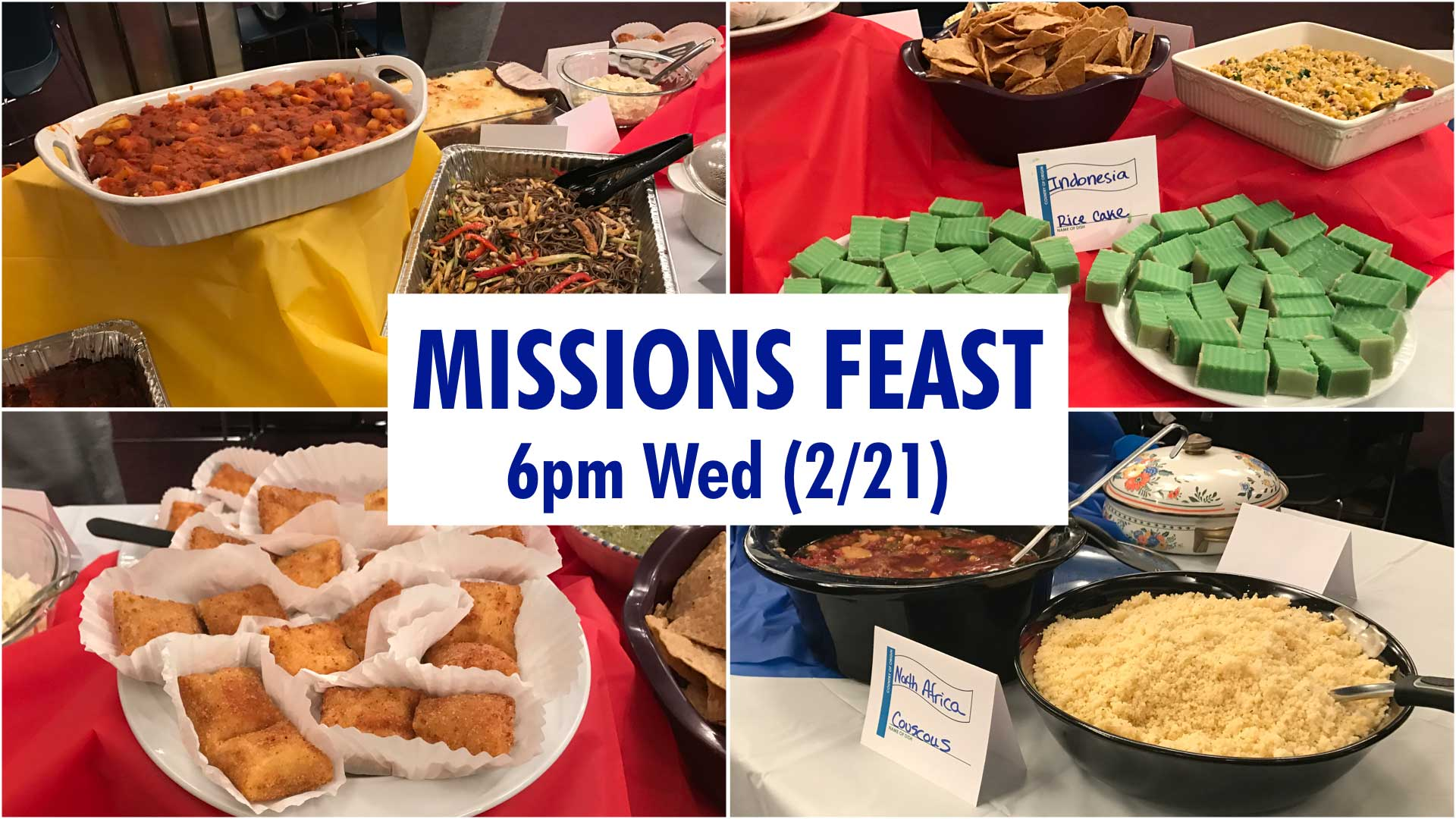 Missions Feast
