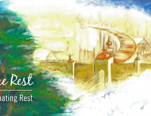 Anticipating Rest – Exodus 33:12-23 Study (April 29, 2018)