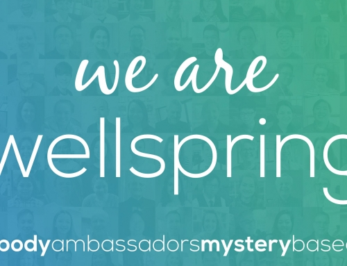 We Are A Basecamp – Wheaton