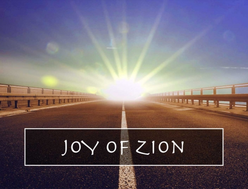 Joy Of Zion – Wheaton