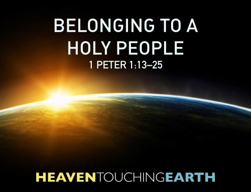 Belonging To A Holy People – Wheaton