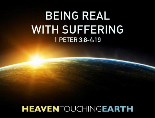 Being Real with Suffering – Wheaton