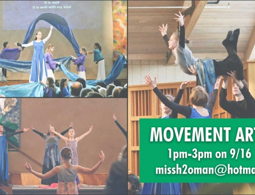 MOVEMENT ARTS MINISTRY