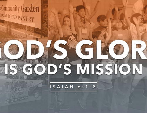 God's Glory Is God's Mission – Wheaton