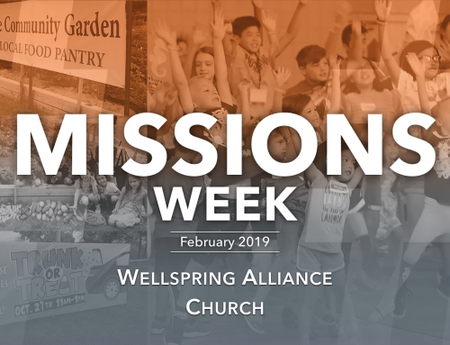 Missions Week – Warrenville