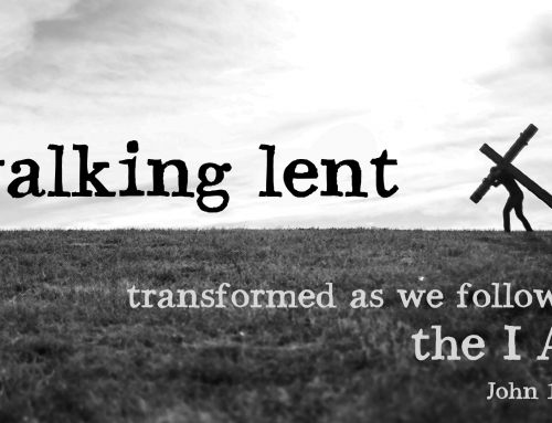 Transformed as we Follow the I AM – John 18:1-14 study (March 24, 2019)