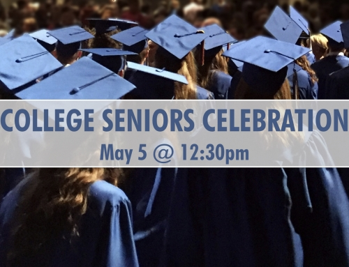 College Seniors Celebration