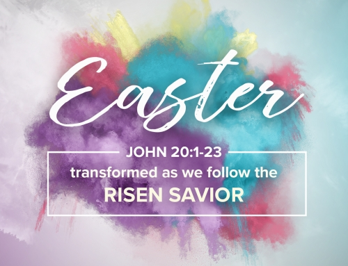 Transformed As We Follow The Risen Savior – Warrenville