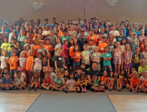 Pastor's Corner – Kids' Camp And Beyond