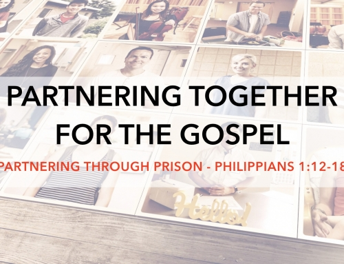 Partnering Through Prison – Warrenville