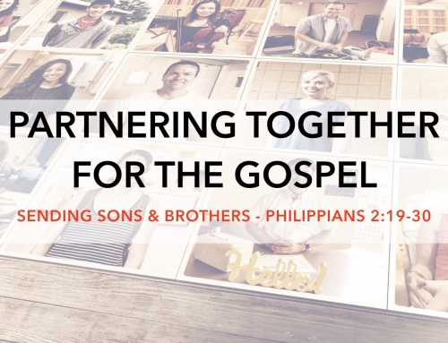 Sending Sons & Brothers – Warrenville