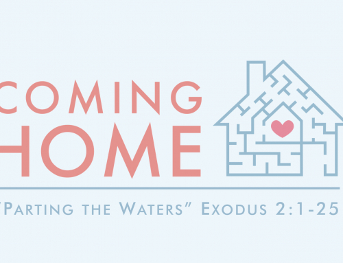 Parting the Waters – Exodus 2:1-25 IMPEL Study (September 15, 2019)