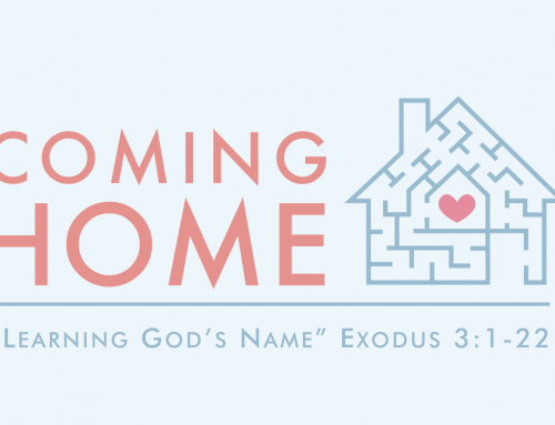 Learning God's Name – Exodus 3:1-22 IMPEL study (September 22, 2019)