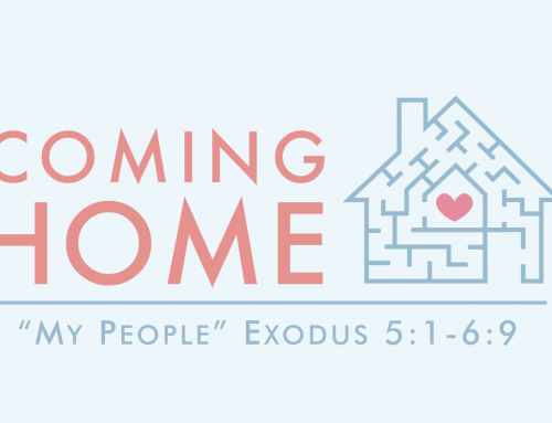 My People – Exodus 5:1-6:13 IMPEL Study (October 6, 2019)