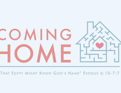 Revealing God's Name – Exodus 6:16-7:7 IMPEL study (October 13, 2019)