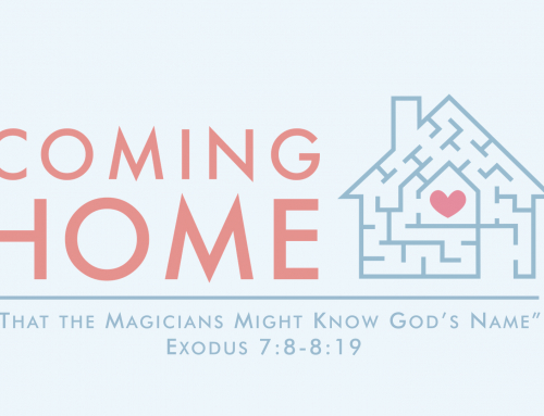 That the Magicians Might Know – Exodus 8:1-15 IMPEL study (October 20, 2019)