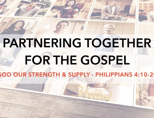 God Our Strength & Supply – Warrenville