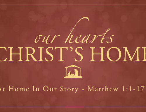 At Home In Our Story – Warrenville