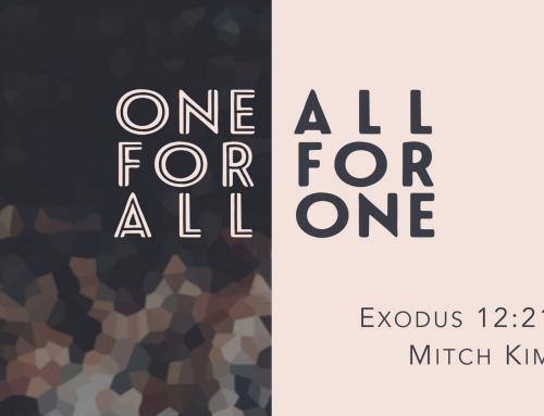 One For All, All For One – Warrenville