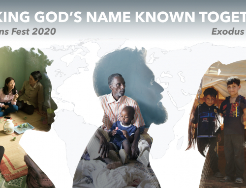 Making God's Name Known Together – Warrenville